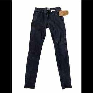PRPS HEIRLOOM Black Skinny Jeans